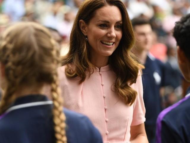 Bevor sie ein Royal wurde: Herzogin Kate genoss seltenes Privileg