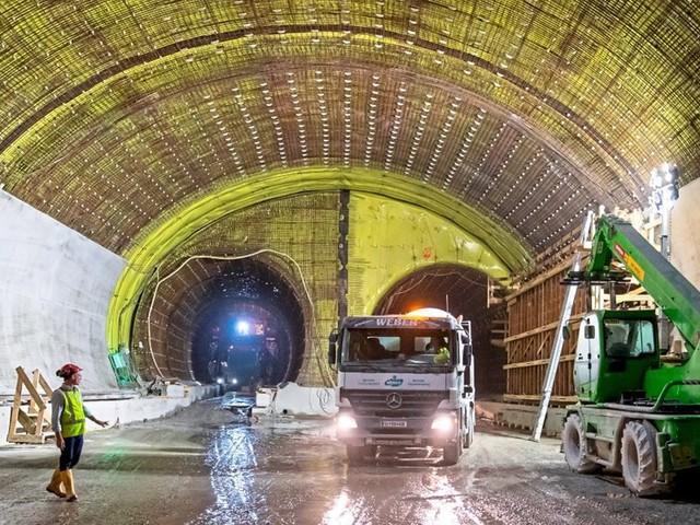 Italien ebnet Weg zum Brennerbasistunnel