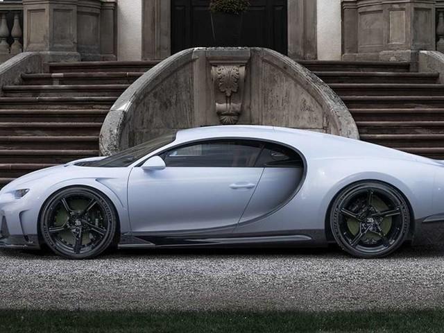 Bugatti Chiron Super Sport: So schnell ist das schnellste Auto der Welt