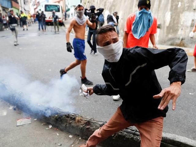 Venezuela: Mitglieder der Nationalgarde nach Rebellion festgenommen