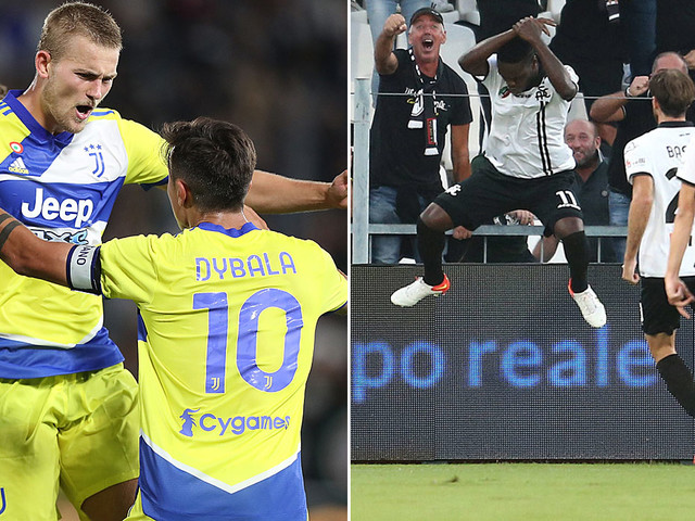 Serie A: Verhöhnt, geschockt, zurückgeschlagen! Juve dreht irres Spiel - Aufreger durch Torjubel