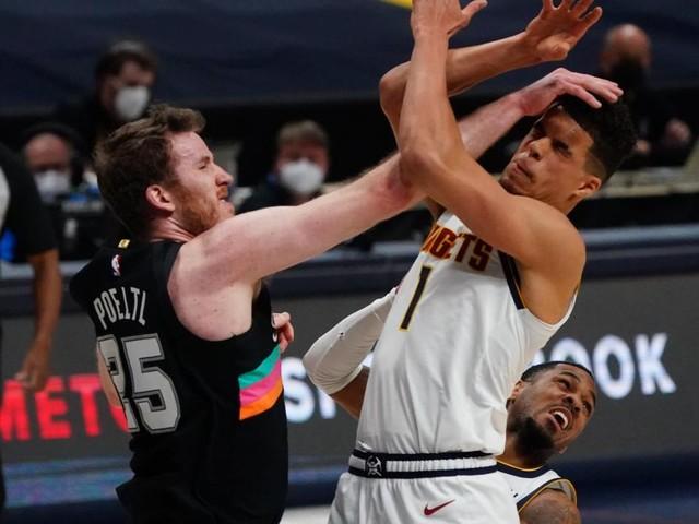 20. Double-Double von Jakob Pöltl in der NBA