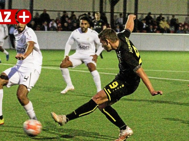 Fußball: Der SV Genc Osman zwingt Homberg ins Elfmeterschießen