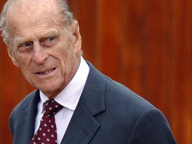 Großbritannien weint mit der Queen um Prinz Philip