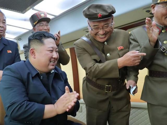 """Nordkorea bestätigt Test einer """"neuen Waffe"""""""