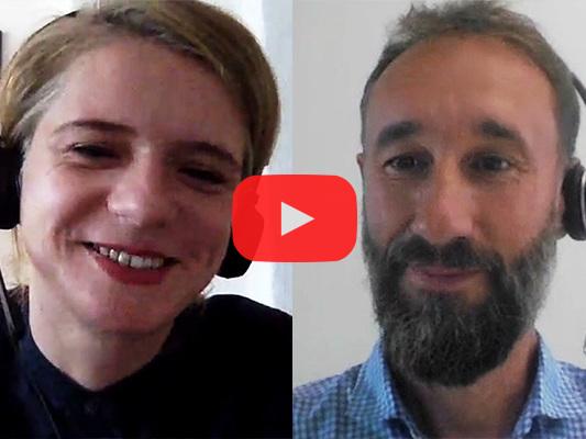 """Wie geht's der """"taz"""", Katrin Gottschalk und Andreas Marggraf?"""