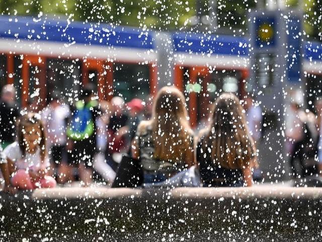 Temperaturen auf Rekordkurs: Das sollten Sie bei der Hitze beachten