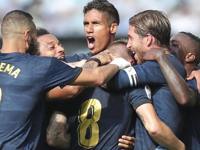 Traumtor von Kroos bei Real-Sieg zum Saisonauftakt