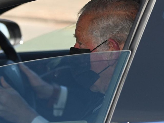 Beerdigung von Prinz Philip: Trauergäste sind auf dem Weg