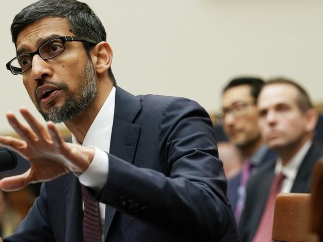 Sundar Pichai: China bekommt vorerst kein zensiertes Google