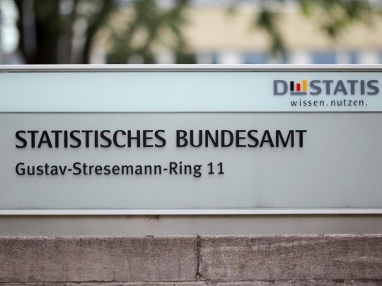 Statistik - Deutscher Staat mit Milliardenüberschuss - Bundesamt legt Daten vor