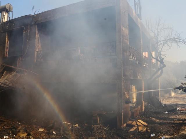 Mindestens drei Tote nach Waldbränden an türkischer Mittelmeerküste