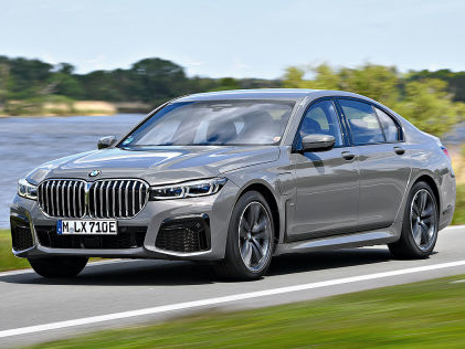 BMW 745e: Plug-in-Hybrid, Test, Motor, Preis Der 7er mit Stecker im Test