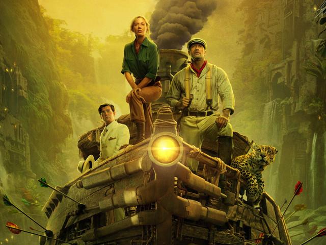 Jungle Cruise Trailer #1
