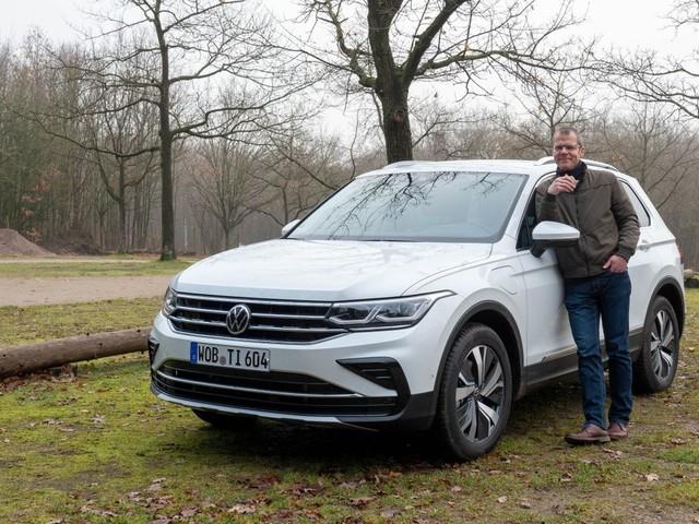 VW Tiguan eHybrid: Der Allerwelts-SUV