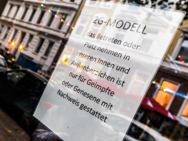 Gesundheit: 2G in Hamburg jetzt ohne Maskenpflicht