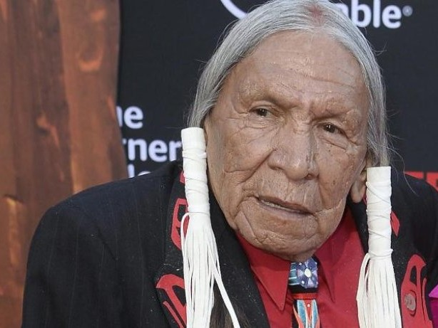 """""""Lone Ranger"""": Indigener Schauspieler Saginaw Grant mit 85 gestorben"""