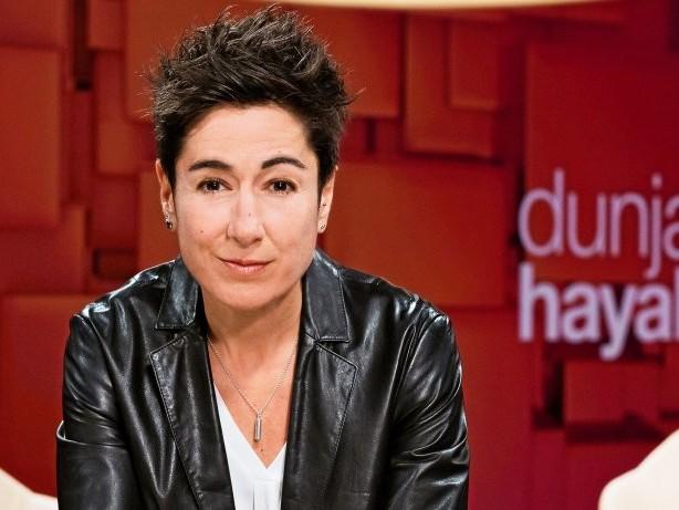 """ZDF-Talk: """"Dunja Hayali"""": Merz kommt bei Seenotrettung ins Straucheln"""