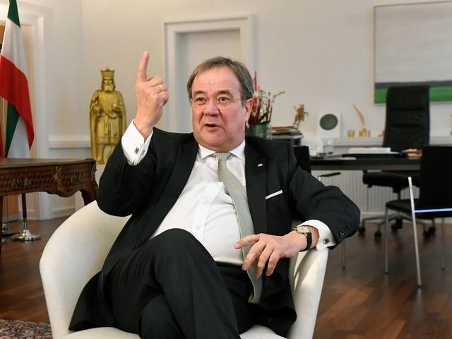 CDU-Kanzlerkandidat Armin Laschet trotzt allen Umfrage-Prognosen