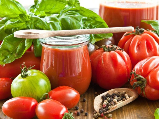Tomaten haltbar machen: Die besten Methoden zur Aufbewahrung