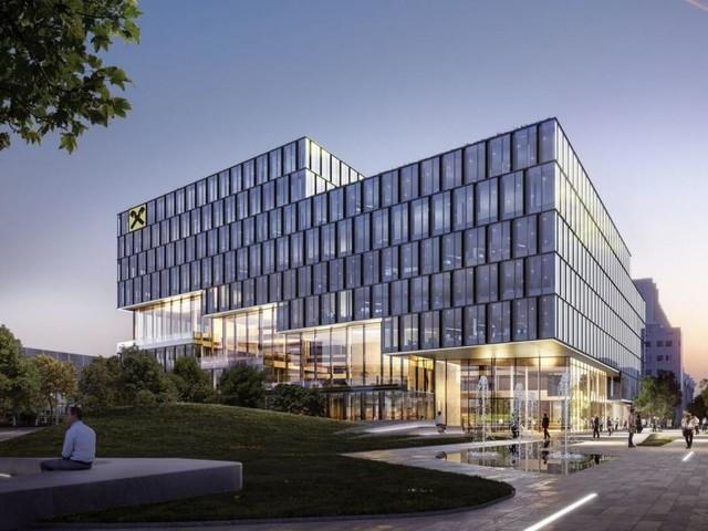 RLB will 2025 in neue Zentrale einziehen – Mehr Grünflächen