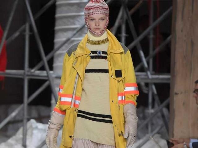 Erste Hilfe für die sterbende New York Fashion Week