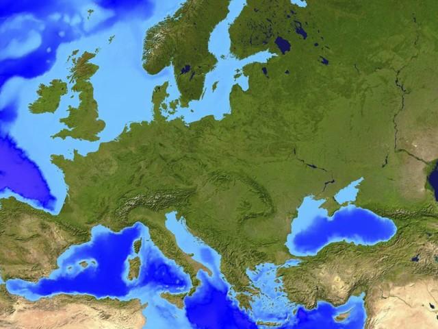 Grosses Geografie-Quiz: Zeig', wie gut du dich mit den Ländergrenzen in Europa auskennst!