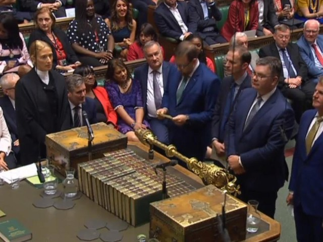 Brexit-Drama nimmt kein Ende: No-Deal-Gegner fügen Johnson empfindliche Niederlage zu