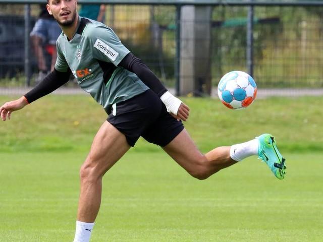 Borussias Linksverteidiger: Bensebaini ist zurück im Teamtraining