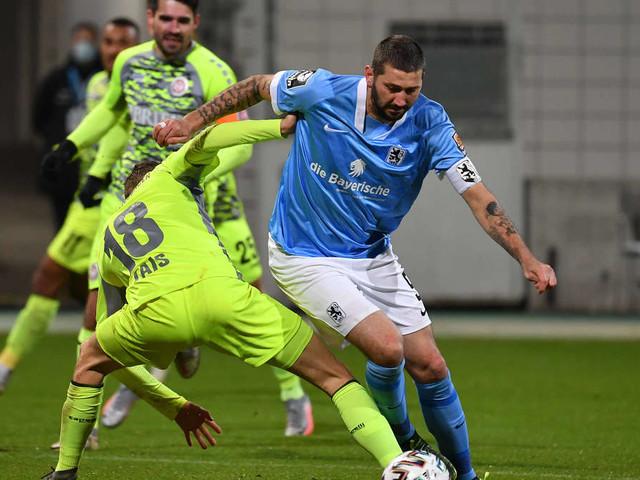 TSV 1860 bei Wehen Wiesbaden im Live-Ticker: Machen die Löwen den nächsten Schritt in Richtung 2. Liga?