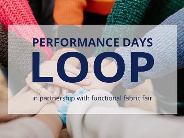 PERFORMANCE DAYS Loop in Kooperation mit Functional Fabric Fair launcht als digitale Plattform für Funktionsstoffe und Accessoires