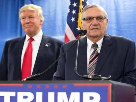 """Trump begnadigt und lobt einst """"härtesten Sheriff Amerikas"""""""