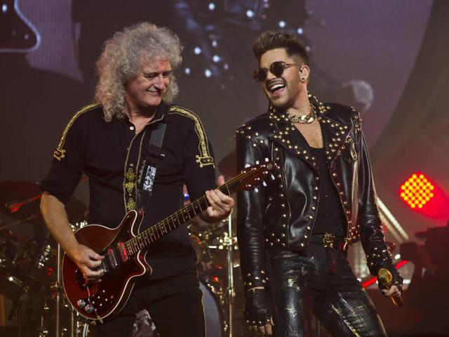 """Kein neues Queen-Album, sagt Adam Lambert: """"für mich ist Queen Freddie"""""""