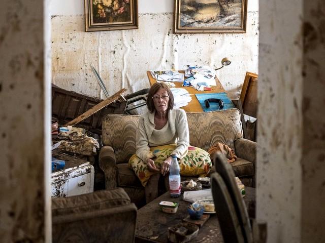 Opfer der Flut-Katastrophe im Kreis Ahrweiler: »Was soll ich heulen, heulen nützt nix«