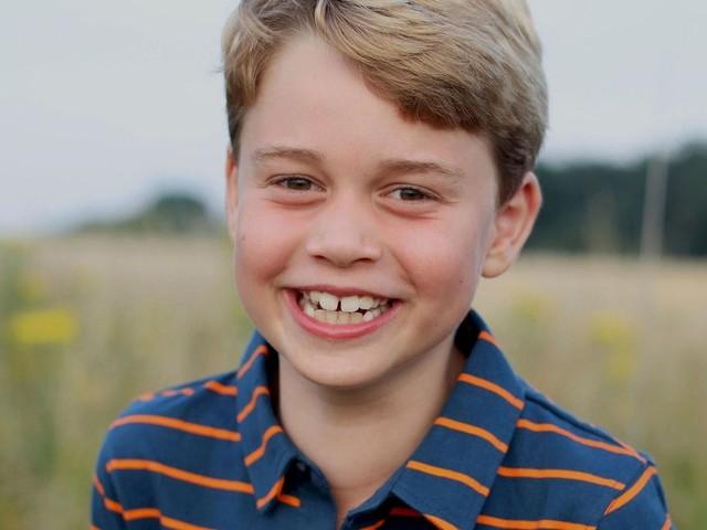Prinz George wird 8: Dieses süße Foto erinnert an Prinz Philip