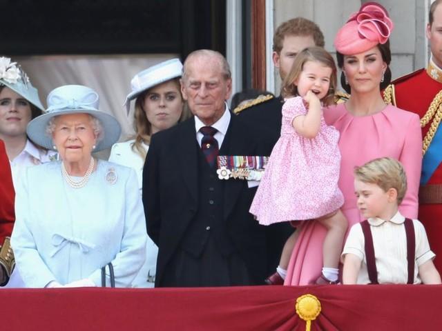 Tod von Prinz Philip: William und Charles nehmen Abschied, Sussexes schweigen