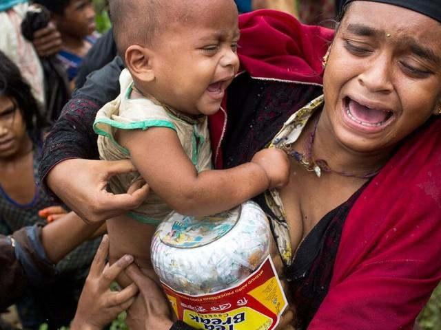Rohingya fliehen massenhaft von Myanmar nach Bangladesch - doch ihr Leid geht weiter