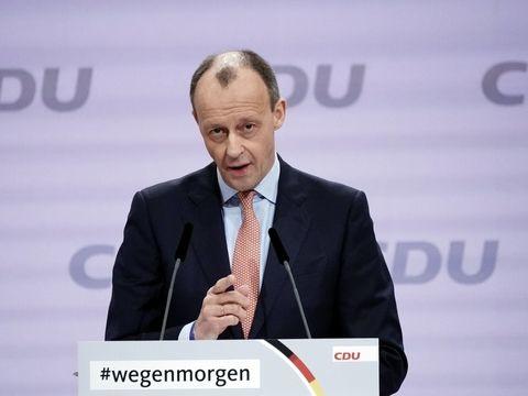 Friedrich Merz will für die CDU zurück in den Bundestag