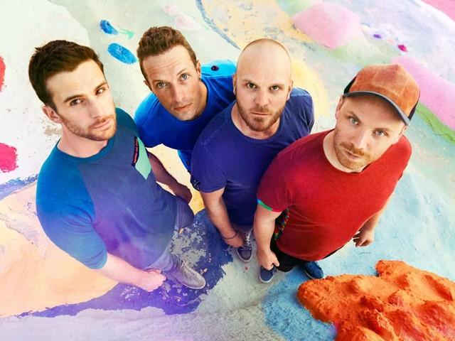 """Neues Coldplay-Album: """"Music of the Spheres"""" kommt im Oktober"""