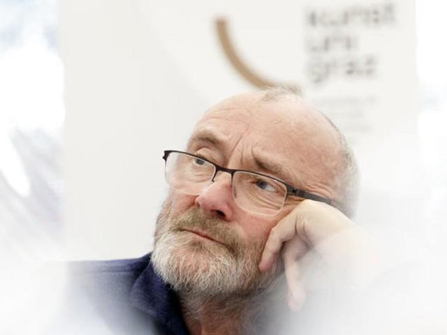 Gerechtigkeit für Phil Collins!