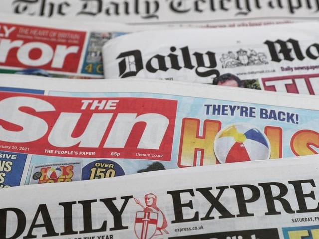 """Britische Zeitung """"The Sun"""": Krawallblatt in der Krise"""