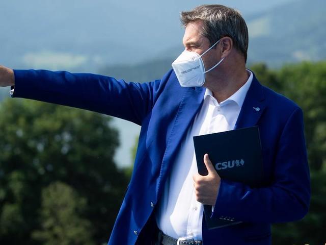 Söder zweifelt an Laschet-Erfolg – und fordert in Koalition drei Ministerposten für die CSU