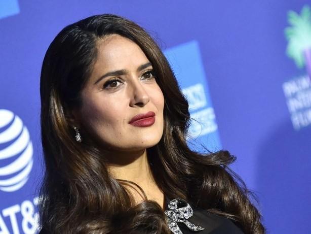 """Wachsendes Staraufgebot: Salma Hayek wird Teil des hochkarätigen Casts von """"House of Gucci"""""""
