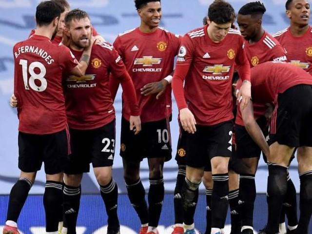 Siegesserie gerissen: Man City verliert Derby gegen United
