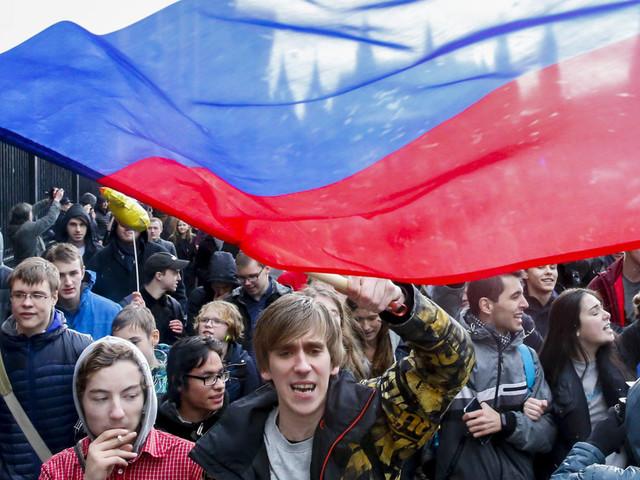 Warum junge Putin-Gegner das Ende der WM kaum abwarten können
