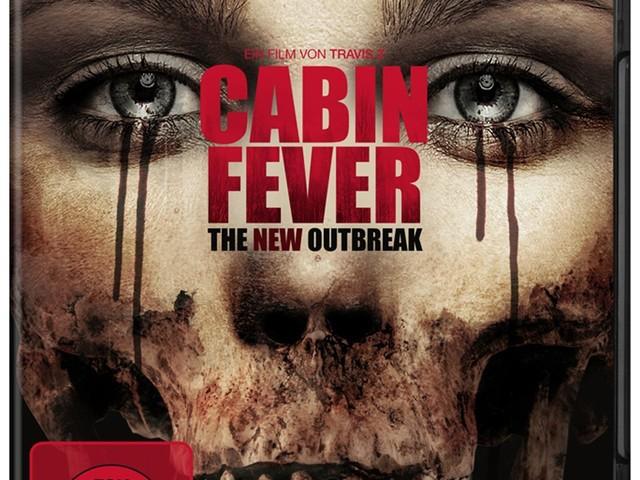 """#Horrorctober-Film Nr. 3: """"Cabin Fever: The New Outbreak"""" (2016)"""