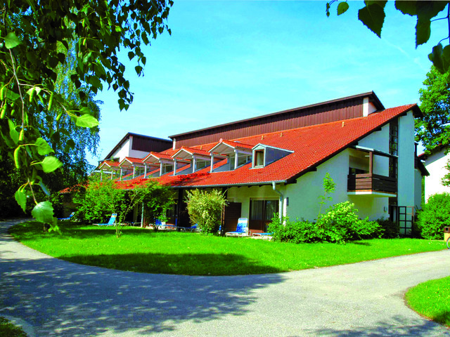 Wellnesshotel Vital-Hotel Jagdhof Bad Füssing - Wellnessurlaub in Bayern - Spa-Dich-Fit Wellnessreisen
