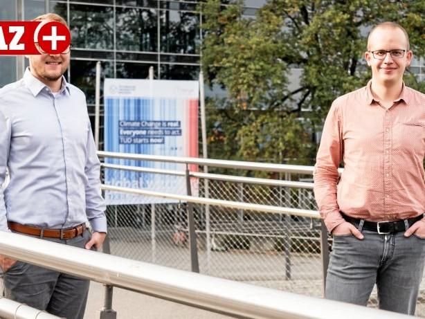 Medizin: Dresdner Forscher entwickeln Herzklappe aus der Webmaschine