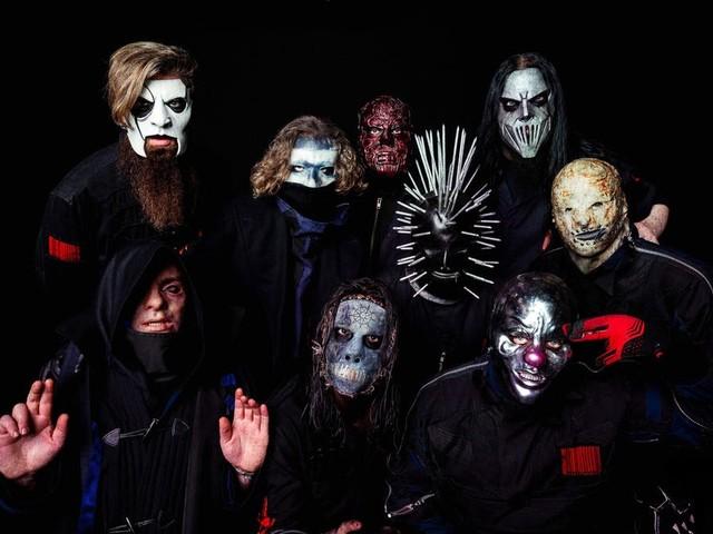 Slipknot geben Europa-Tourdaten bekannt