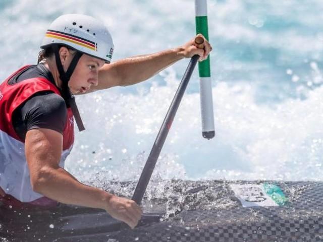 Nächste Medaille im Kanu-Slalom: Andrea Herzog holt Bronze